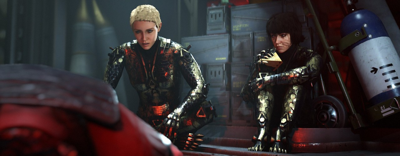 Проблемы с Wolfenstein: Youngblood
