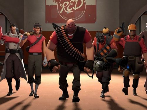 Системные требования Team Fortress 2