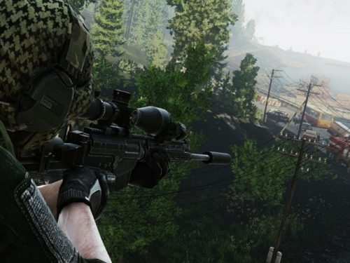 Проблемы с игрой Escape from Tarkov
