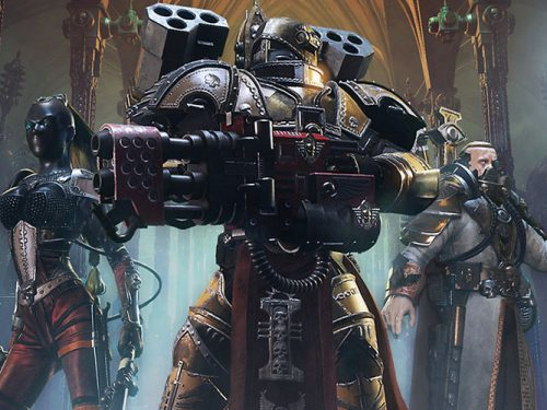 Системные требования Warhammer 40,000: Inquisitor - Martyr