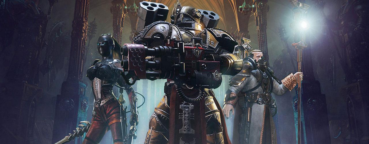 Системные требования Warhammer 40,000: Inquisitor - Martyr