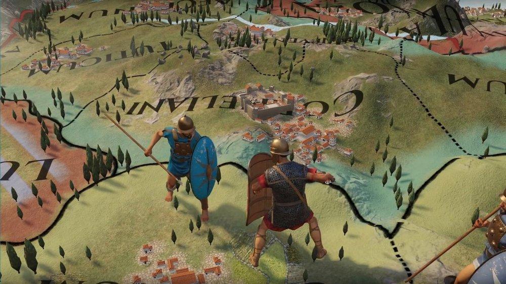 Imperator: Rome не запускается