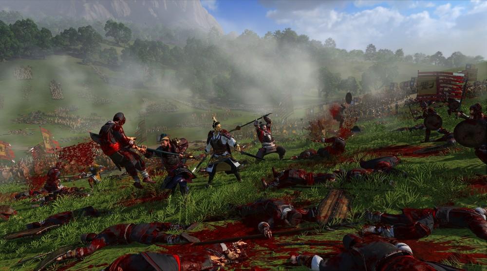 Total War: THREE KINGDOMS вылетает