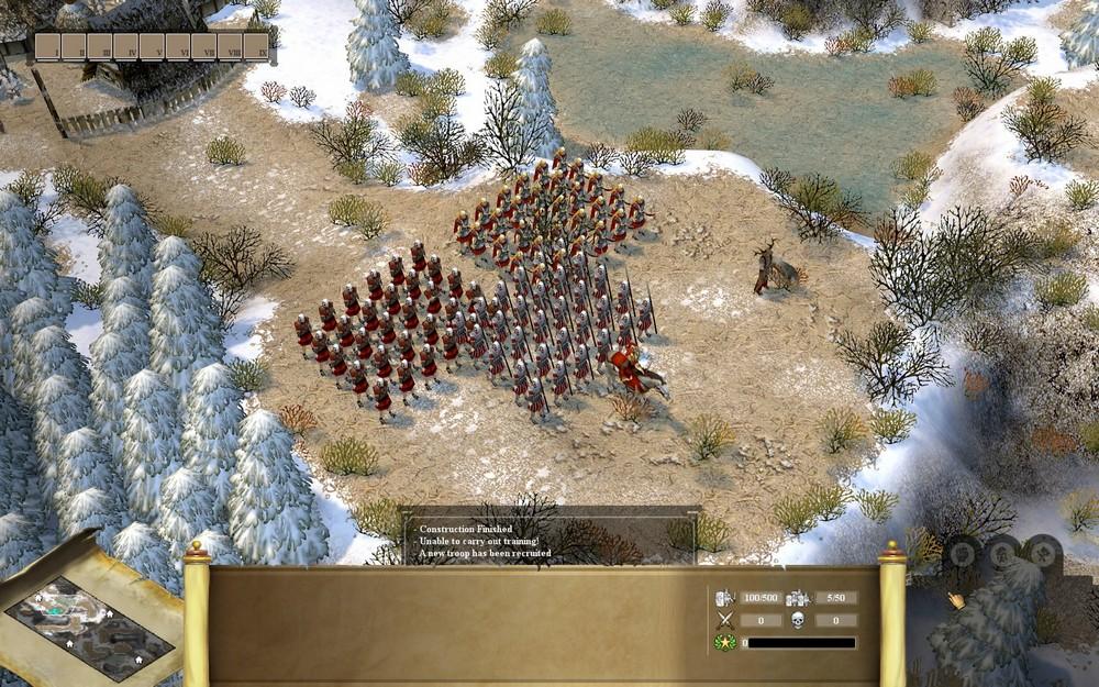 Вылетает Praetorians - HD Remaster