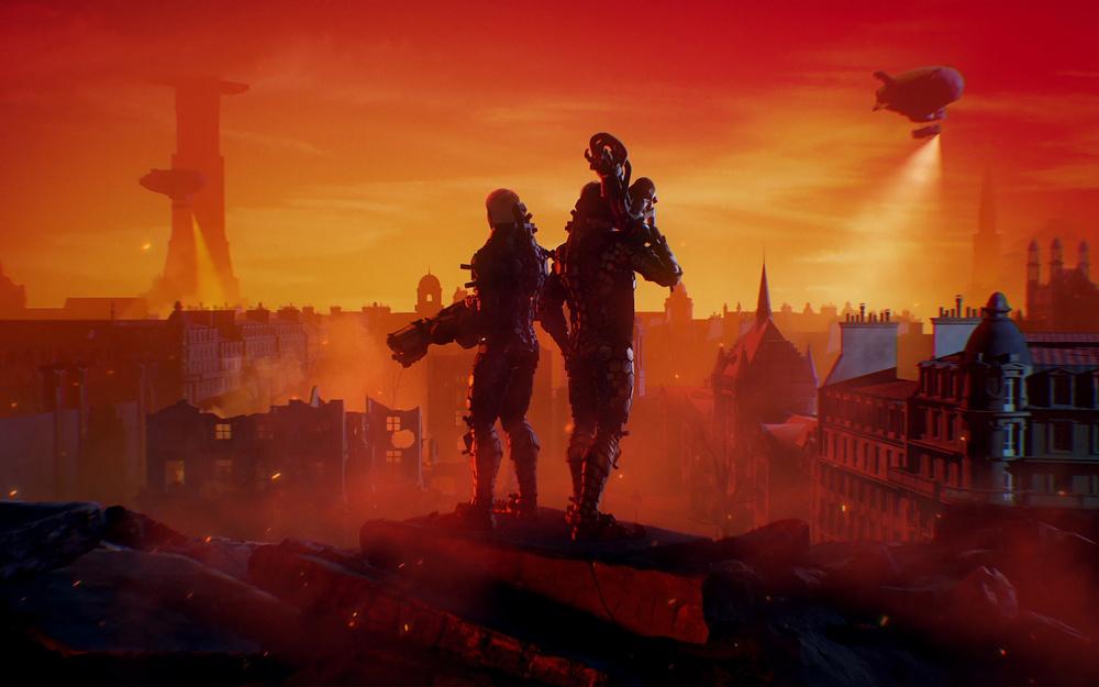 Ошибка в Wolfenstein: Youngblood