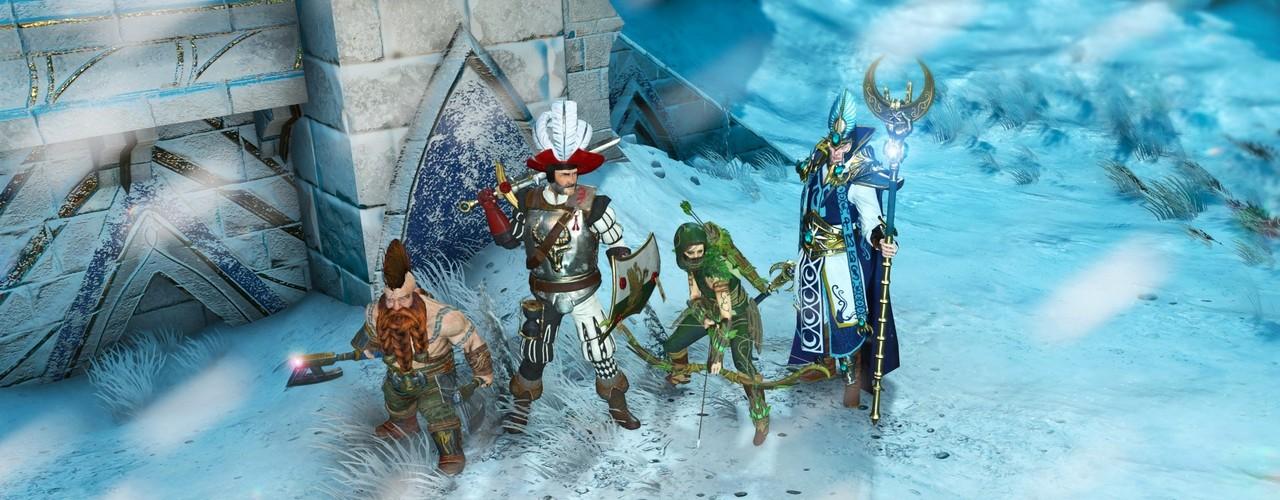 Проблемы с Warhammer: Chaosbane