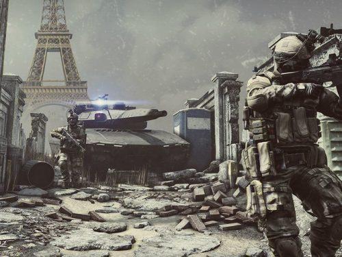 Проблемы с игрой World War 3
