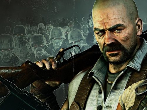 Проблема с Zombie Army 4: Dead War