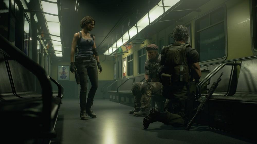 Resident Evil 3 Remake не запускается