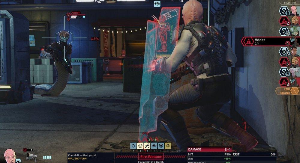 XCOM: Chimera Squad не запускается
