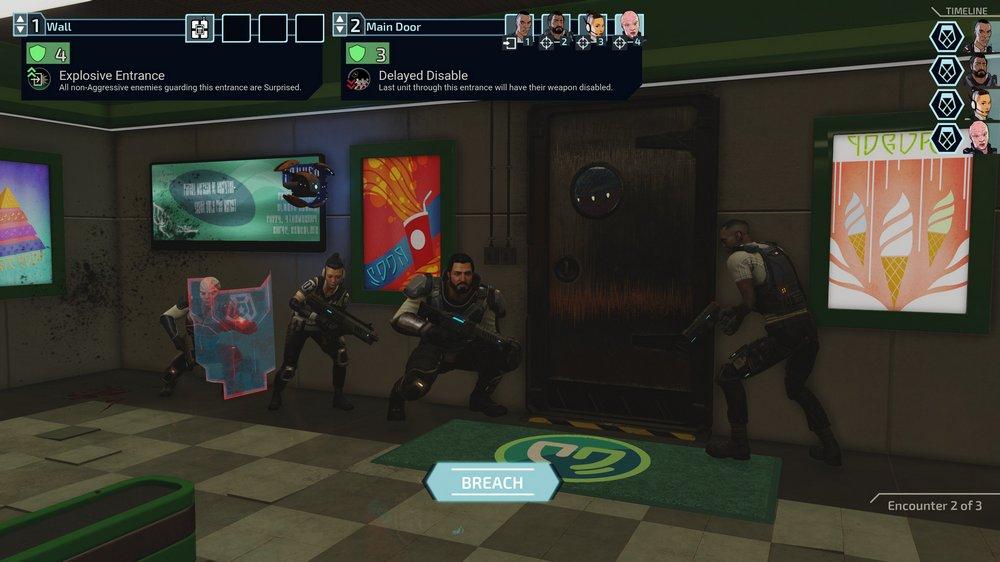 XCOM: Chimera Squad вылетает