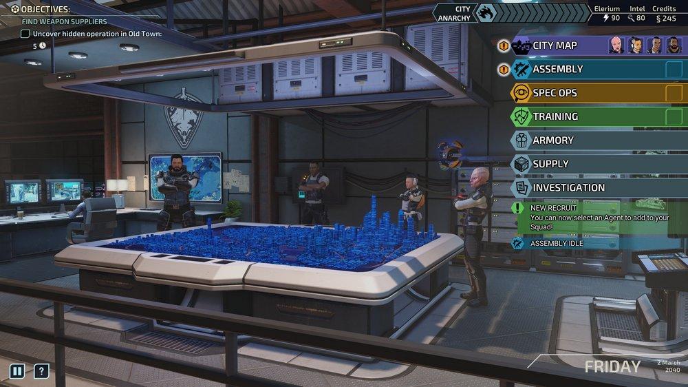XCOM: Chimera Squad тормозит