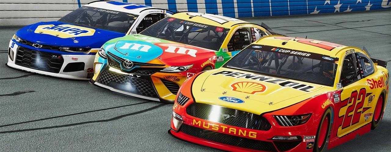 Системные требования NASCAR Heat 5