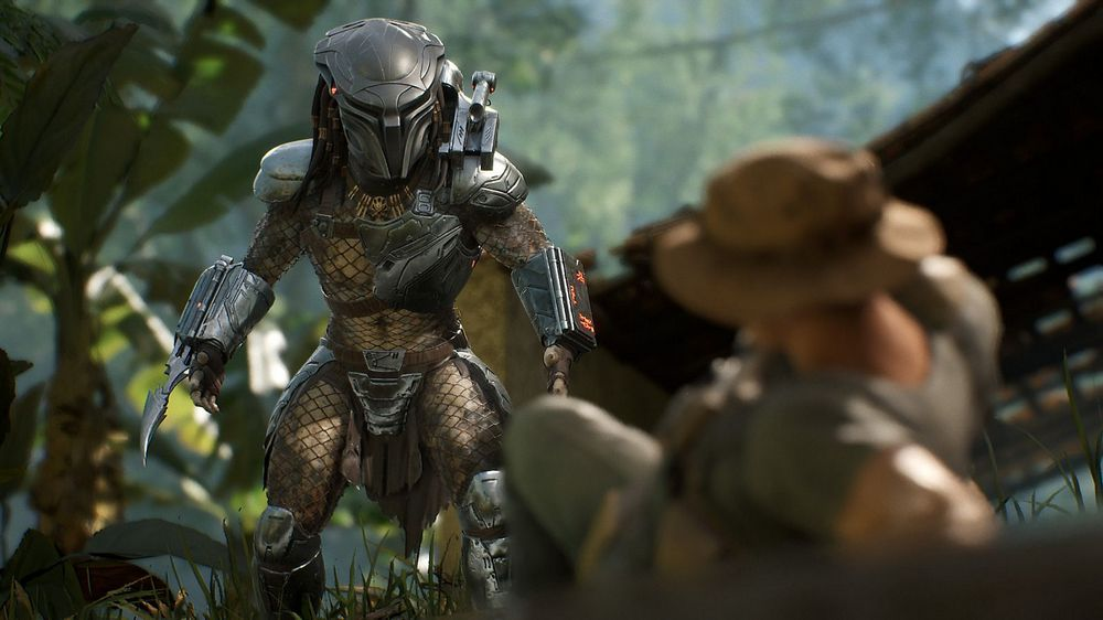 Predator: Hunting Grounds вылетает