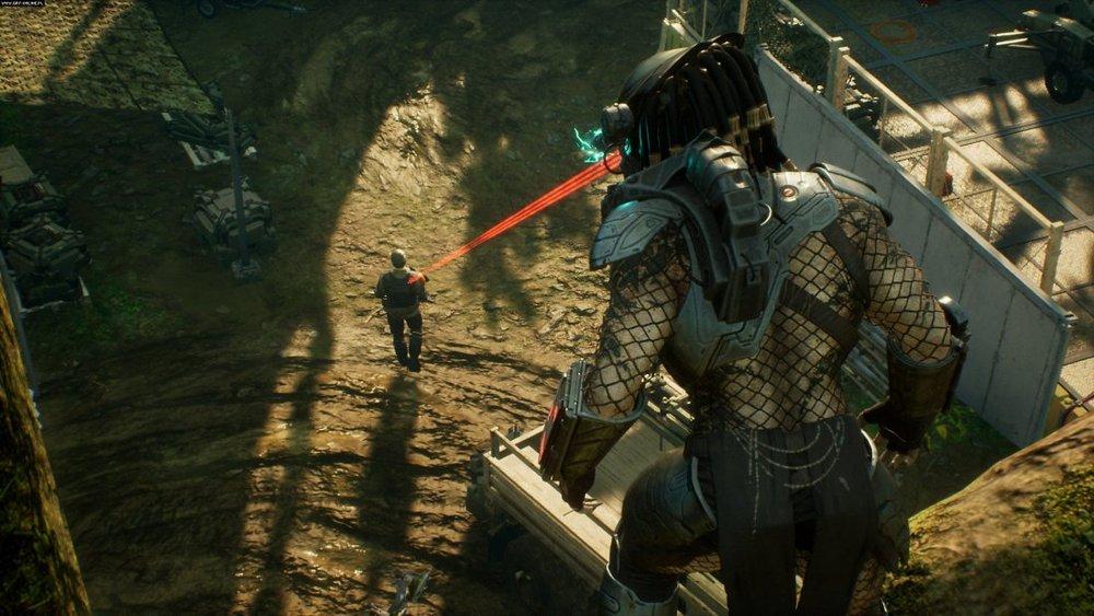 Predator: Hunting Grounds тормозит