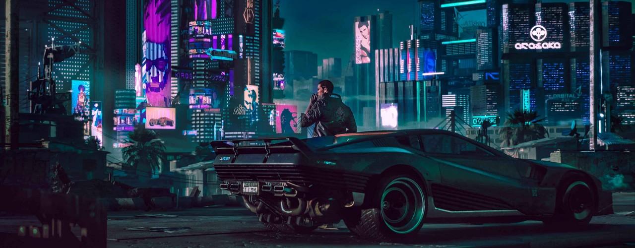Проблемы с игрой Cyberpunk 2077