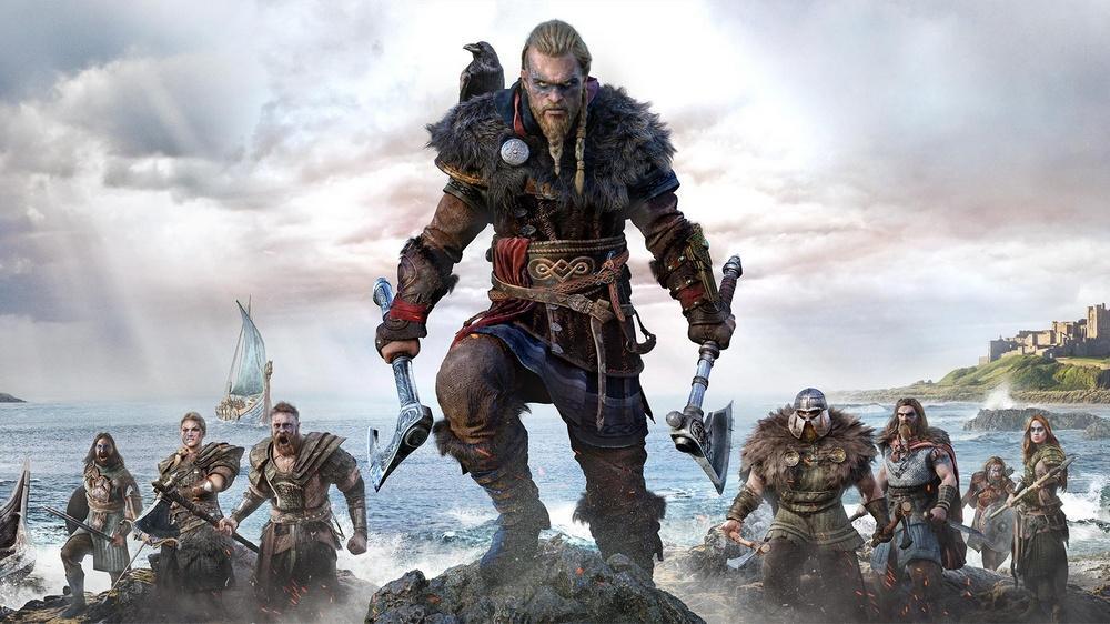 Assassin's Creed: Valhalla вылетает