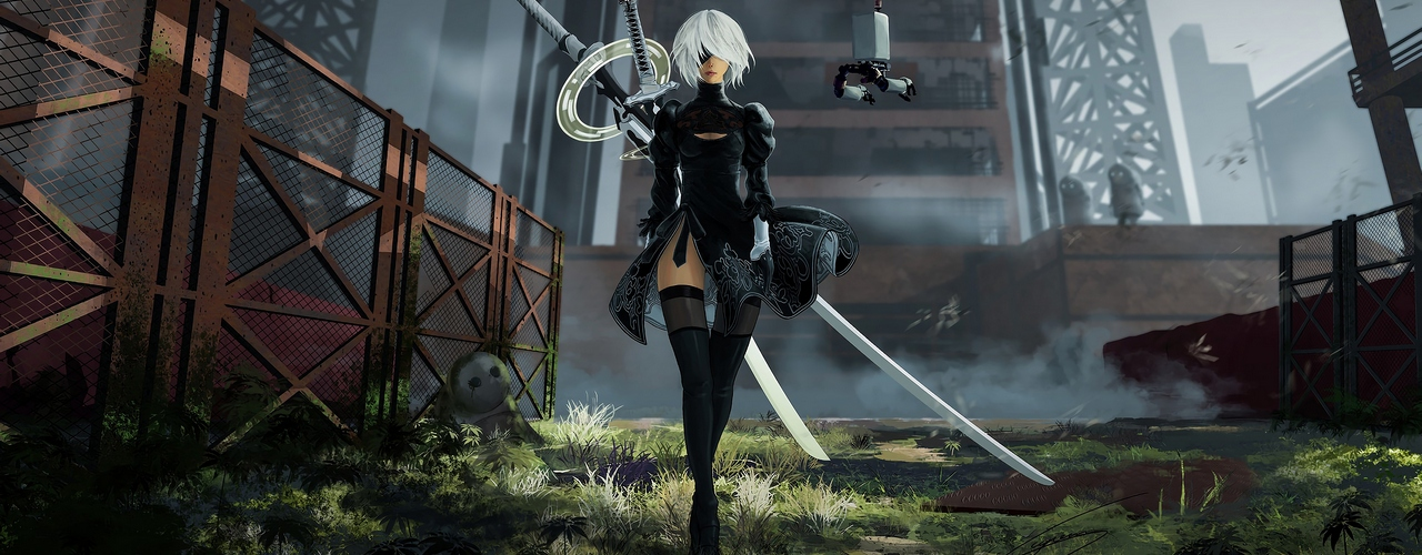 Системные требования игры NieR:Automata