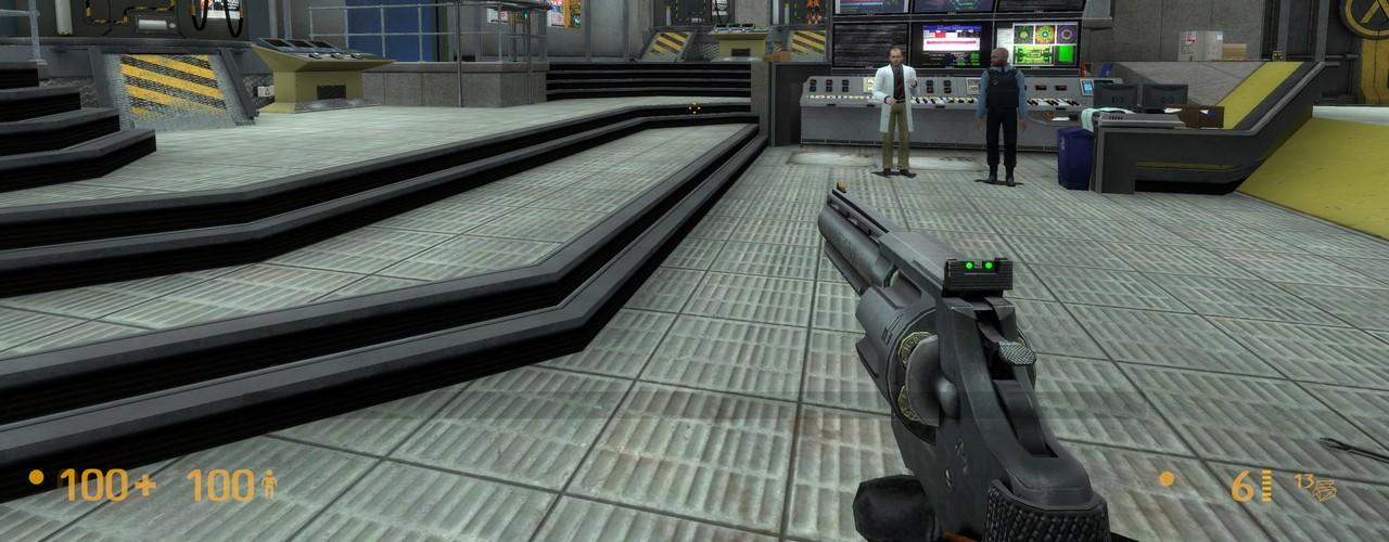 Системные требования игры Black Mesa