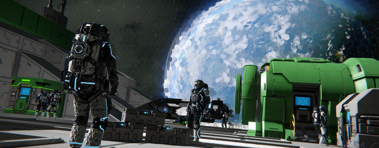 Системные требования игры Space Engineers