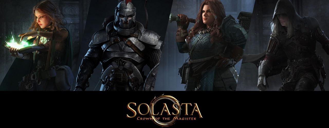 Системные требования Solasta: Crown of the Magister