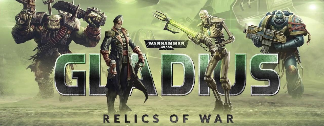 Системные требования Warhammer 40K: Gladius - Relics of War