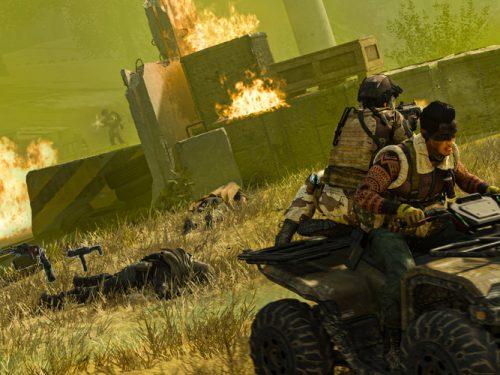 Системные требования Call of Duty: Warzone
