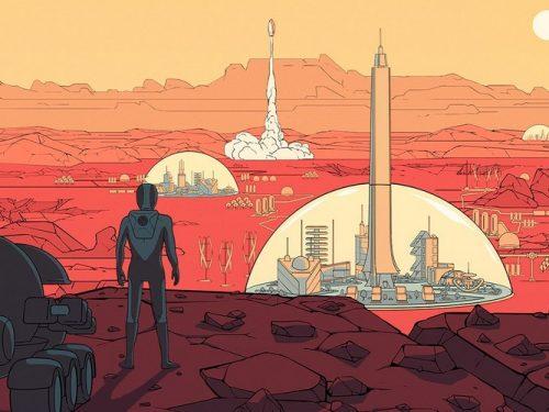 Системные требования игры Surviving Mars