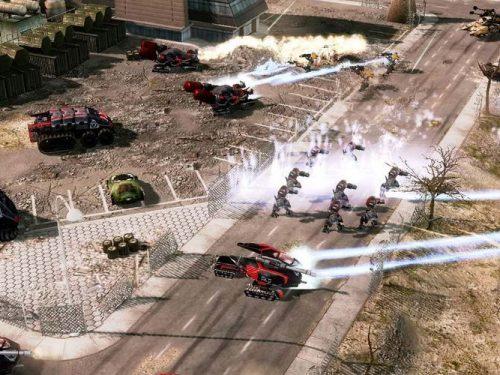 Системные требования Command & Conquer 3: Kane's Wrath