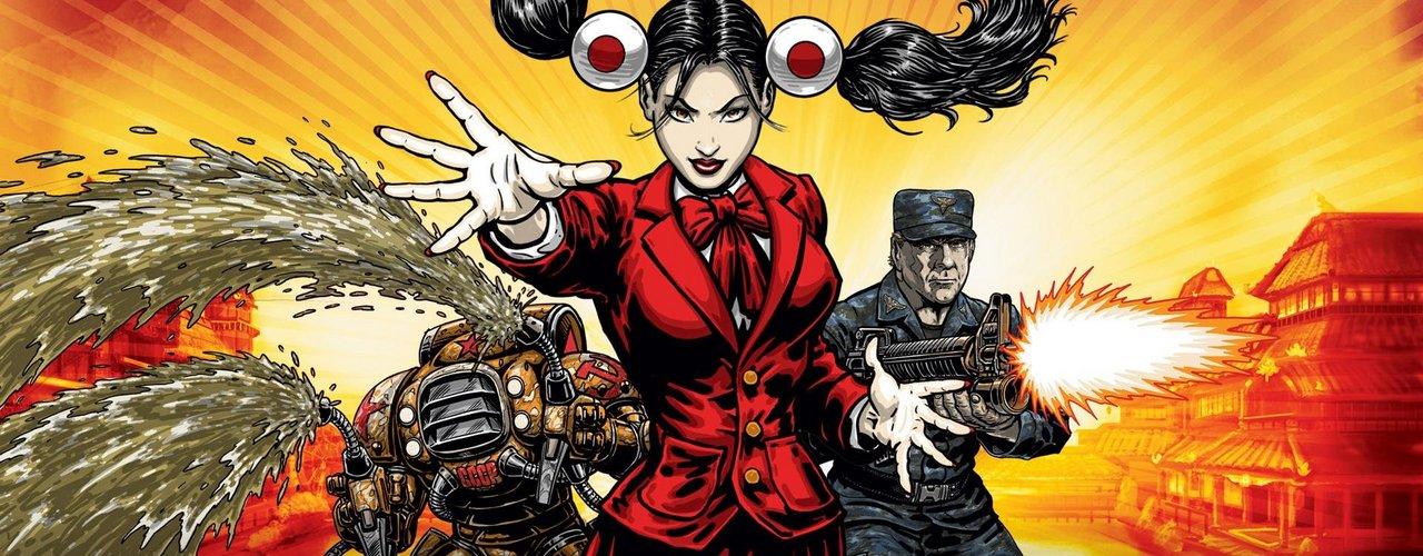 Системные требования Command & Conquer: Red Alert 3 - Uprising