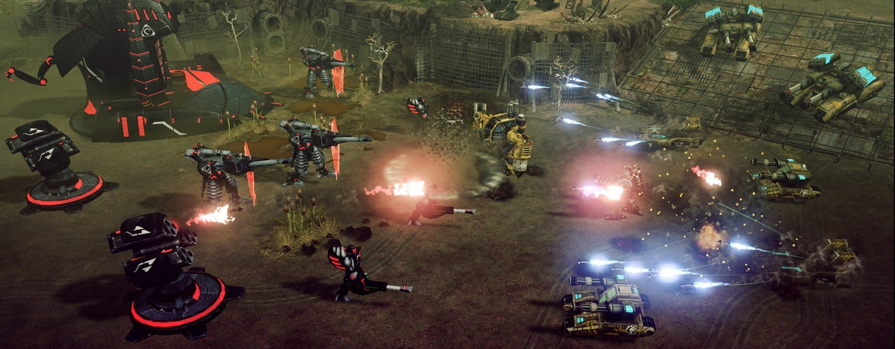 Системные требования Command & Conquer 4: Tiberian Twilight