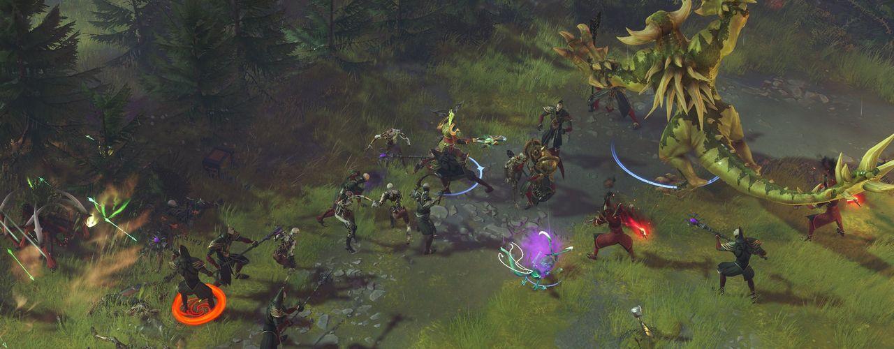 Системные требования Magic: Legends