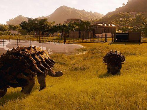 Системные требования Jurassic World Evolution