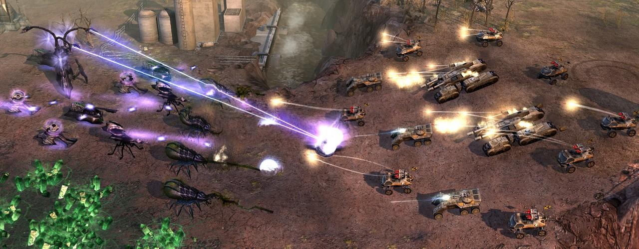 Системные требования Command & Conquer 3: Tiberium Wars