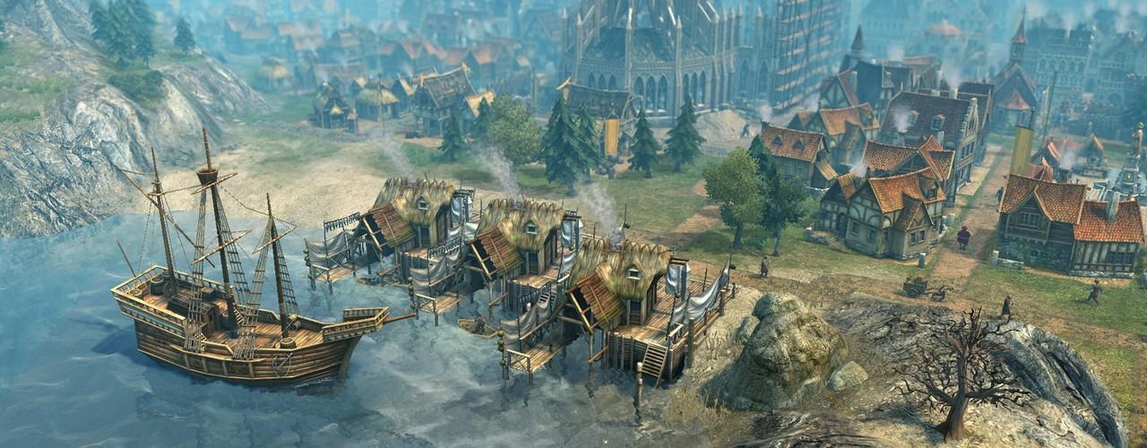 Системные требования Anno 1404 - History Edition