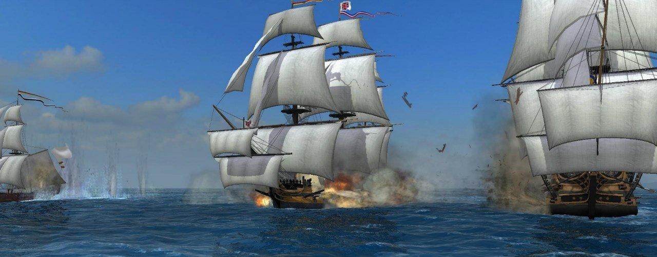 Системные требования игры Naval Action