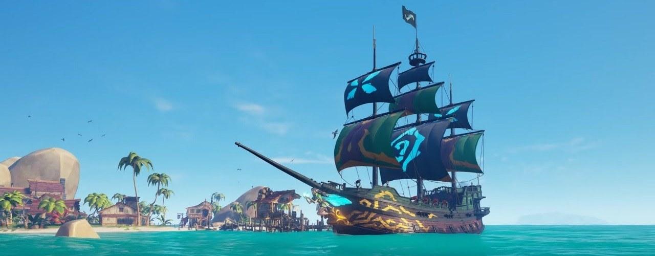Системные требования игры Sea of Thieves