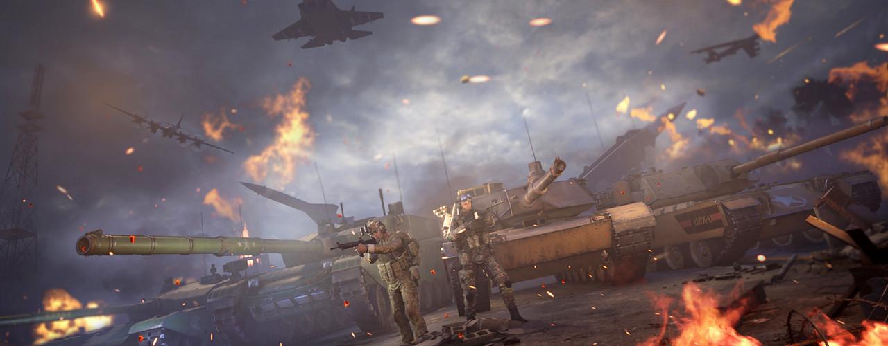 Системные требования игры Iron Conflict