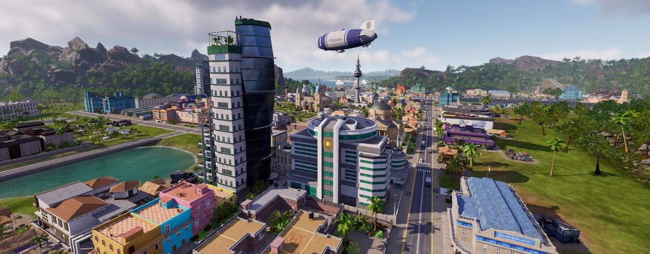 Системные требования игры Tropico 6