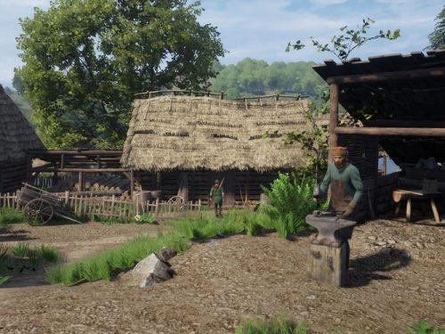 Системные требования игры Medieval Dynasty