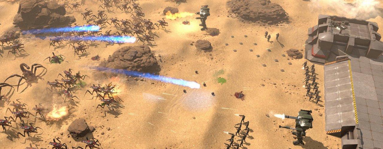 Системные требования Starship Troopers - Terran Command