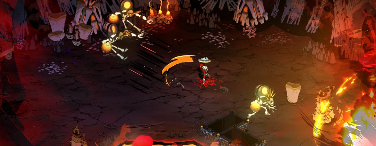 Системные требования игры Hades