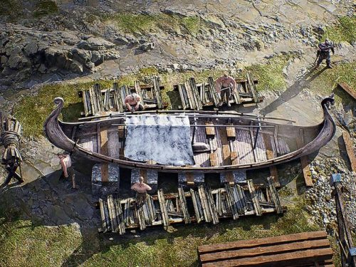 Системные требования Viking City Builder