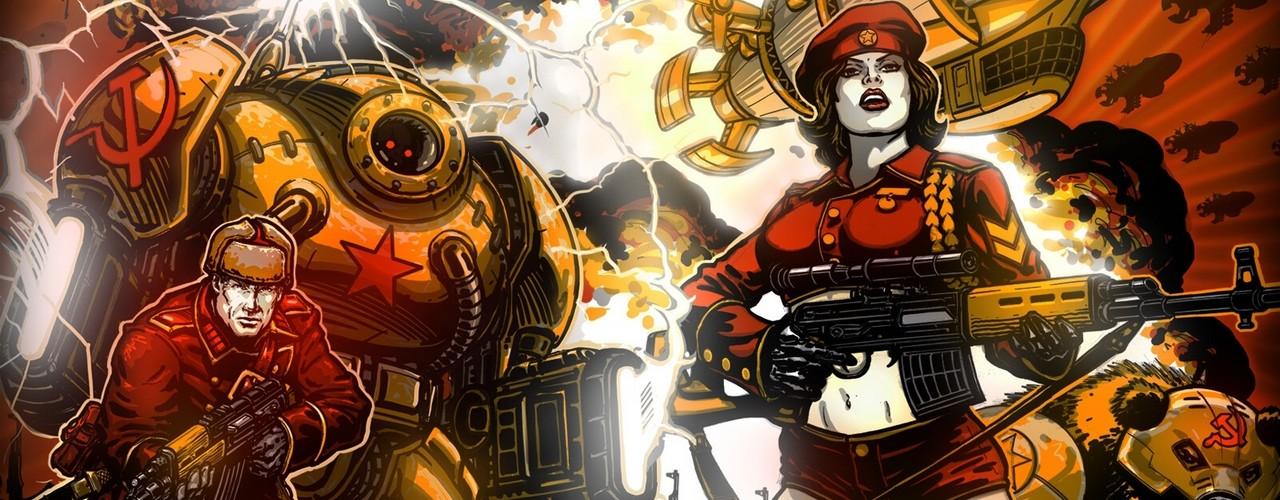 Системные требования Command & Conquer: Red Alert 3