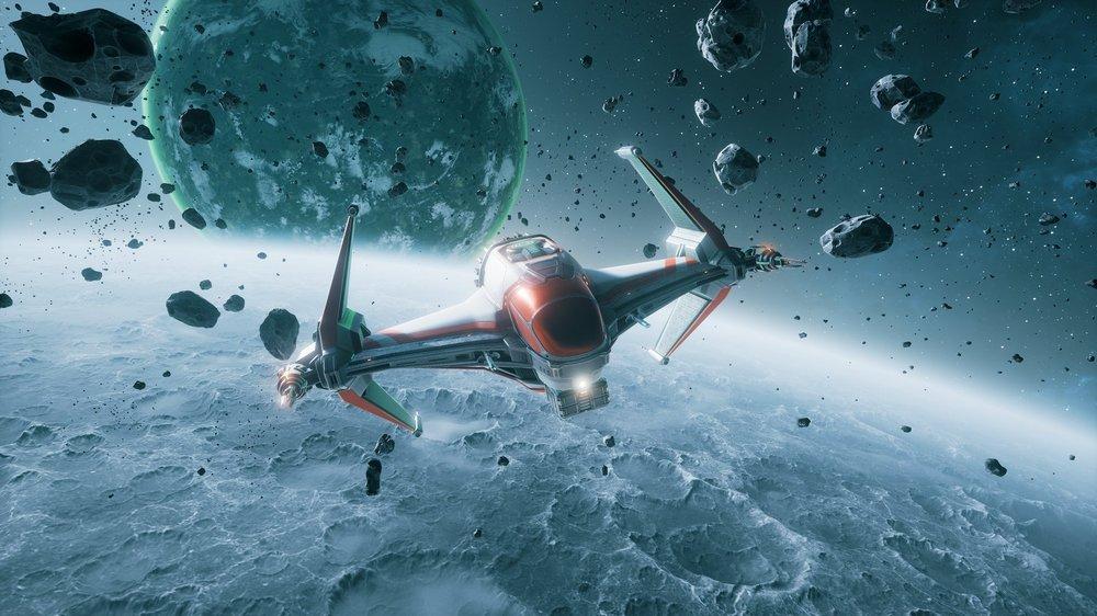 EVERSPACE 2 не запускается