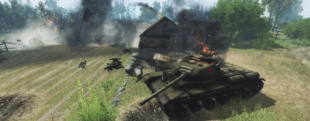 Проблемы с игрой Men of War II: Arena