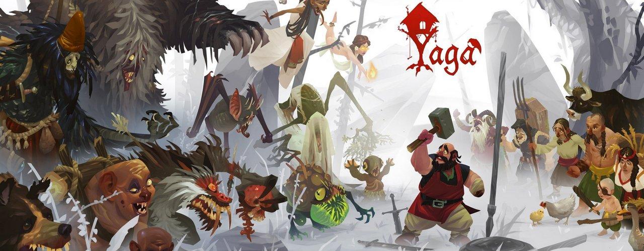 Проблемы с игрой Yaga