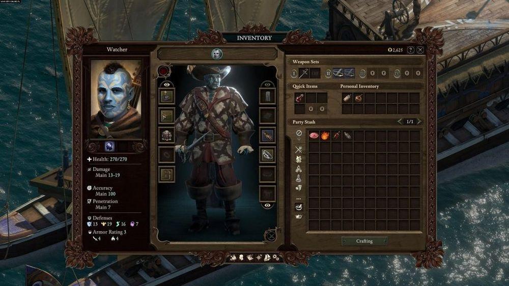 Pillars of Eternity II: Deadfire тормозит