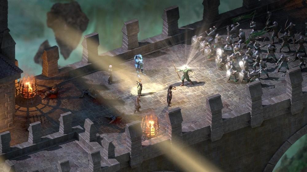 Проблемы с игрой Pillars of Eternity II: Deadfire