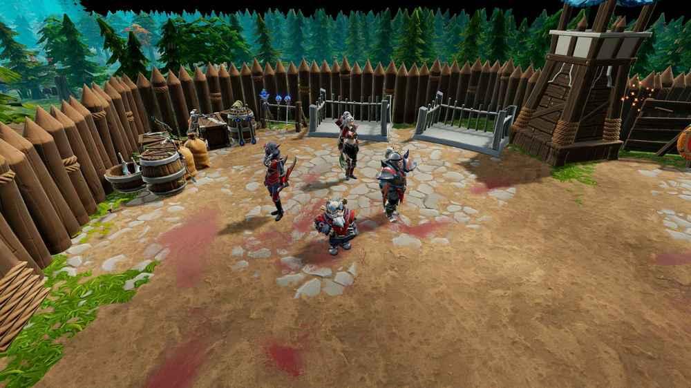 Dungeons 3 тормозит